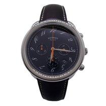 Hermès Arceau Automatic Chronograph 43mm Watch Ref AR4.910.330...