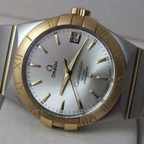 Omega Constellation Co-Axial Automatic 38mm Full Set