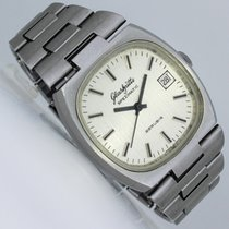 GUB Glashütte Steel Automatic Silver 36mm pre-owned
