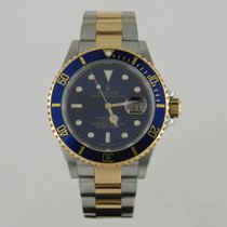 Rolex SUBMARiNER STEEL & GOLD 2008 CARD PAPERS