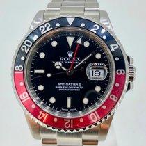 """Rolex GMT-Master II """"Coke"""" bezel Automatic Men's Watch"""