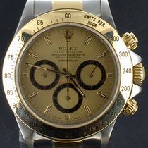 Rolex Daytona Zenith Chronograph Gold/Steel ChampagneDial BoxOnly