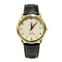 Omega De Ville Prestige Chronometer Co-Axial Gold 18kt