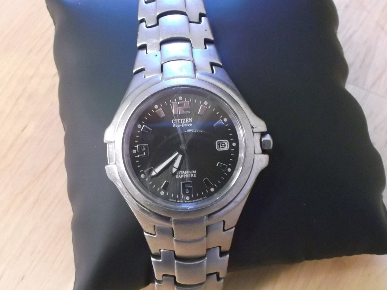 Citizen Eco Drive Marinaut E111 for R 949 for sale from a Private Seller on  Chrono24 70d94fc769
