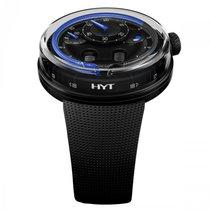 HYT 钛 手动上弦 048-DL-93-BF-RU 全新