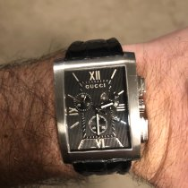 Gucci Steel Quartz 10503481 pre-owned Canada, Ontario, Maple
