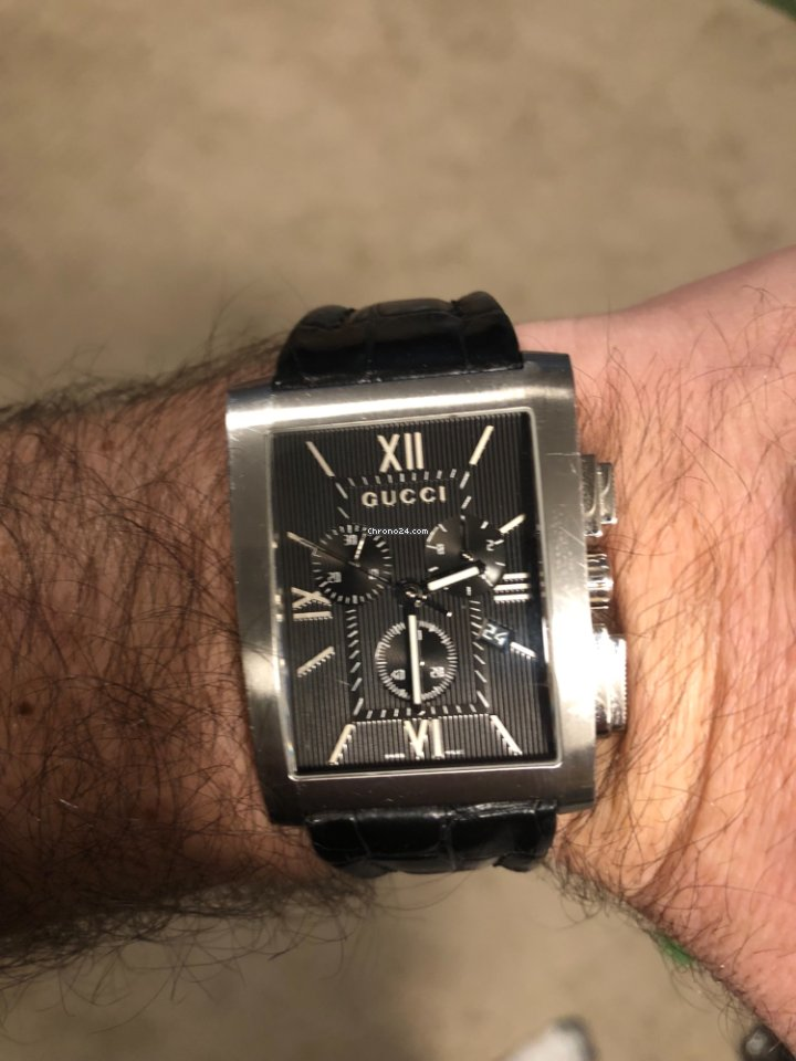 26df7e6c58b Pre-owned Gucci watches