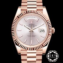 Rolex Day-Date 40 Rose gold 40mm Gold United States of America, New York, NEW YORK