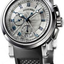 Breguet White gold 42mm Automatic 5827BB/12/5ZU pre-owned