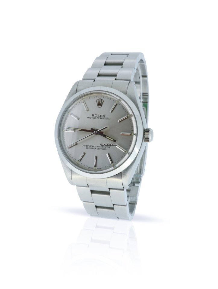 f61fc440ea4 Rolex Oyster Perpetual 1002 - Box   Papers - 12-Month Warranty por 3.247 €  para vender por um Trusted Seller na Chrono24