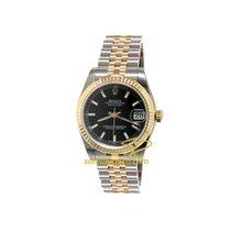 Rolex Lady-Datejust new 31mm Gold/Steel