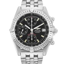 Breitling Blackbird Steel Black No numerals United States of America, New York, New York
