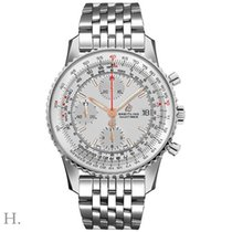 Breitling A13324121G1A1 Steel 2019 Navitimer Heritage 41mm new
