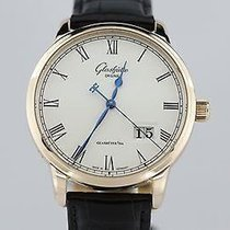 Glashütte Original Senator Panorama Date Rose gold 40mm White United States of America, Illinois, BUFFALO GROVE