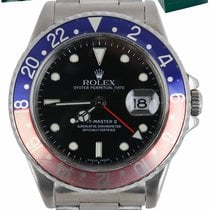 Rolex 16710 Steel GMT-Master II 40mm pre-owned