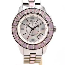 Dior Steel 34mm Quartz CD113110 pre-owned United Kingdom, London