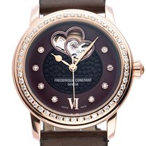 Frederique Constant Rose gold 36mm Automatic FC-310NDHB3B4 pre-owned