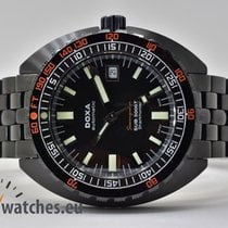 Doxa Steel 45mm Automatic 5000T pre-owned