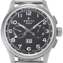 Zenith El Primero Big Date Special Steel 42mm