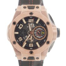 Hublot Big Bang Ferrari Ruzicasto zlato 45mm Crn
