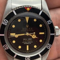 Rolex 6538 Steel 1957 Submariner (No Date) 38mm pre-owned United Kingdom, Holmes Chapel
