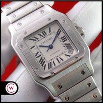 Cartier Santos Galbée 2823 2006 rabljen