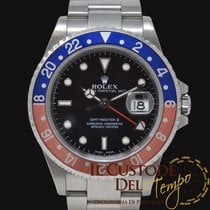 Rolex GMT-Master II 16710BLRO 2003 pre-owned