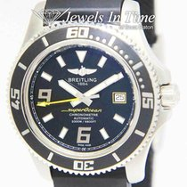 Breitling Superocean 44 Steel 44mm Black United States of America, Florida, 33431