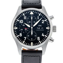 IWC Pilot Chronograph IW3777-09 2010 pre-owned