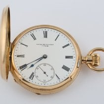 Patek Philippe Very good Yellow gold Manual winding
