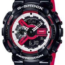 Casio G-Shock GA-110RB-1AER Novo Vjestacki materijal 51.2mm Kvarc