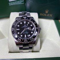 Rolex 116710LN Сталь 2008 GMT-Master II 40mm подержанные