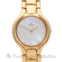 Ebel E 866960 Yellow gold 2020 Beluga 24mm new