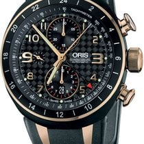 Oris Williams TT3 Chronograph 677.7590.77.64.RS