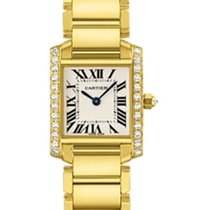 Cartier W50002N2 Yellow gold Tank Française 20mm pre-owned United States of America, New York, New York