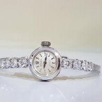 Rolex Orchid Lady gold and diamond - warranty 1 year