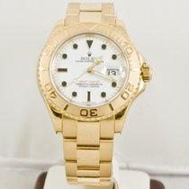 Rolex Yacht-Master 40 Zuto zlato