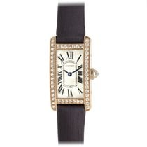 Cartier Tank Américaine Rose gold 19mm Canada, Vancouver