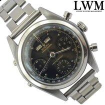 Rolex Cronografo 6036 Dato-Compax Jean-Claude Killy black dial