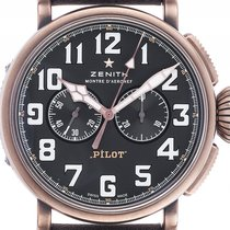 Zenith 29.2430.4069/21.C800 Bronze Pilot Type 20 Extra Special 45mm new