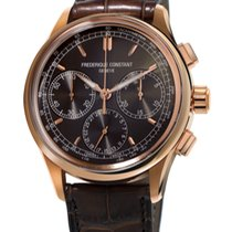 Frederique Constant Flyback Chronograph Manufacture FC-760GD4H4