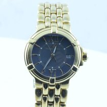 Maurice Lacroix Calypso Damen Uhr Stahl/gold Vergoldet 28mm...