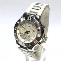 Cartier Chronoscaph 21 Stainless Steel Unisex Watch 100m Water...