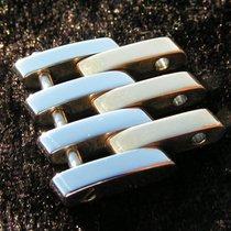 Breitling Navitimer 420d 17,10mm Stahl Gold Glied Link...