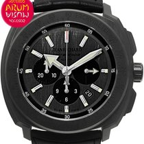JeanRichard Carbon Automatic 46mm new Terrascope