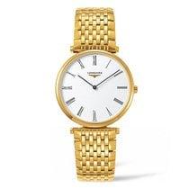 Longines La Grande Classique Quartz Gold-tone Mens Watch Ref...