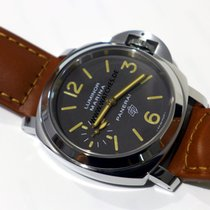 Panerai Luminor Marina Logo Acciaio Limited - PAM00632