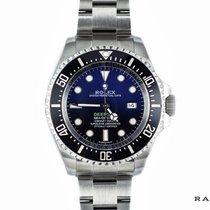 Rolex Sea-Dweller Deepsea Cameron New-Factory Stickers