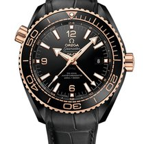 Omega Seamaster Planet Ocean Ceramic 45.5mm Black