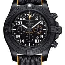 Breitling Céramique Remontage automatique Noir 50mm nouveau Avenger Hurricane